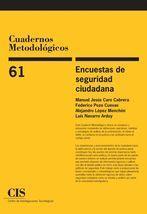 ENCUESTAS DE SEGURIDAD CIUDADANA