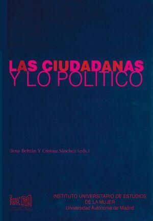 LAS CIUDADANAS Y LO POLÍTICO.