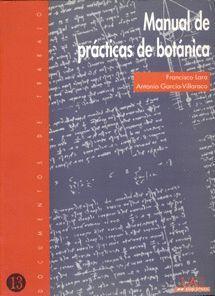 MANUAL DE PRÁCTICAS DE BOTÁNICA