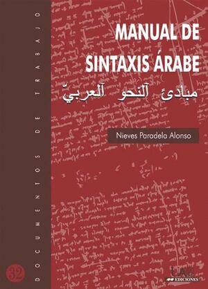 MANUAL DE SINTAXIS ÁRABE