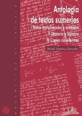 ANTOLOGÍA DE TEXTOS SUMERIOS