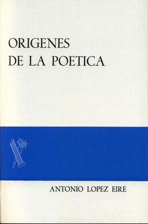 ORÍGENES DE LA POÉTICA
