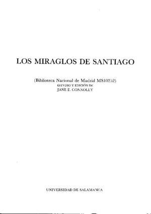 LOS MIRAGLOS DE SANTIAGO