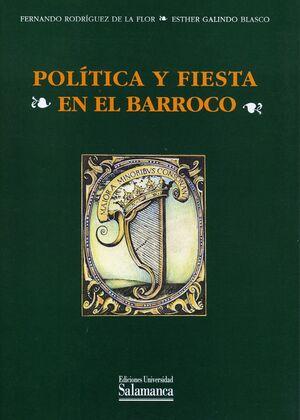POLÍTICA Y FIESTA EN EL BARROCO