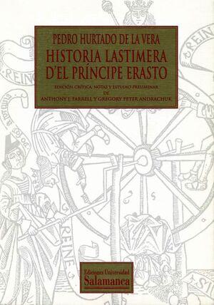 HISTORIA LASTIMERA D´EL PRÍNCIPE ERASTO