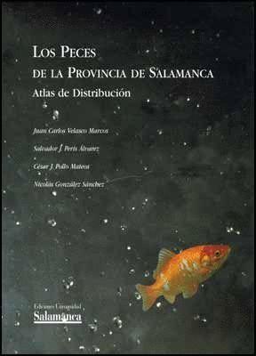 LOS PECES DE LA PROVINCIA DE SALAMANCA