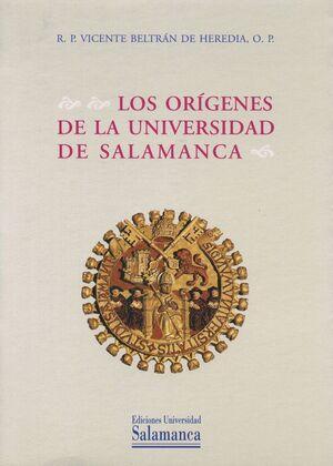 LOS ORÍGENES DE LA UNIVERSIDAD DE SALAMANCA