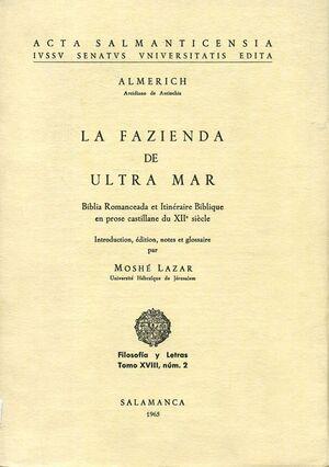 LA FAZIENDA DE ULTRA MAR
