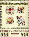 CATÁLOGO DE LA CERÁMICA NAZCA DEL MUSEO DE AMÉRICA. VOLUMEN II