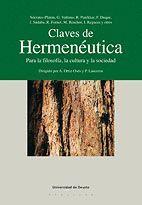 CLAVES DE HERMENÉUTICA