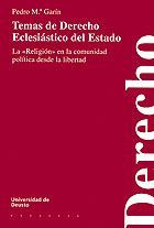 TEMAS DE DERECHO ECLESIÁSTICO DEL ESTADO