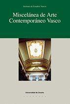 MISCELÁNEA DE ARTE CONTEMPORÁNEO VASCO
