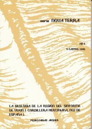 LA GEOLOGÍA DE LA REGIÓN DEL SINFORME DE VERÍN (CORDILLERA HERCINIANA, NW DE ESPAÑA)