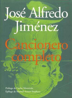 CANCIONERO COMPLETO DE JOSÉ ALFREDO JIMÉNEZ
