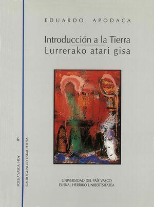 INTRODUCCIÓN A LA TIERRA. LURRERAKO ATARI GISA