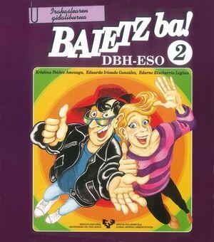 BAIETZ BA! 2. IRAKASLEAREN GIDALIBURUA