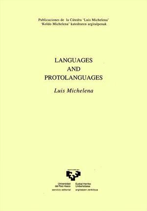 LANGUAGES AND PROTOLANGUAGES