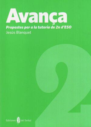 AVANÇA-2. PROPOSTES PER A LA TUTORIA DE 2ON. D'ESO