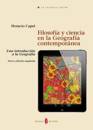 FILOSOFÍA Y CIENCIA EN LA GEOGRAFÍA CONTEMPORÁNEA