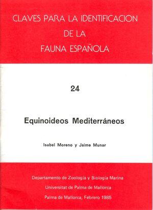 EQUINOIDEOS MEDITERRÁNEOS