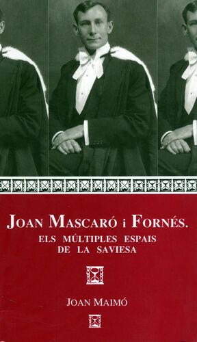 JOAN MASCARÓ I FORNÉS: ELS MÚLTIPLES