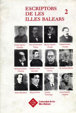 ESCRIPTORS DE LES ILLES BALEARS 2