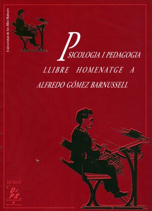 PSICOLOGIA I PEDAGOGIA LLIBRE HOMENATGE
