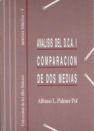 ANÁLISIS DEL DISEÑO COMPLETAMENTE ALEATORIZADO I