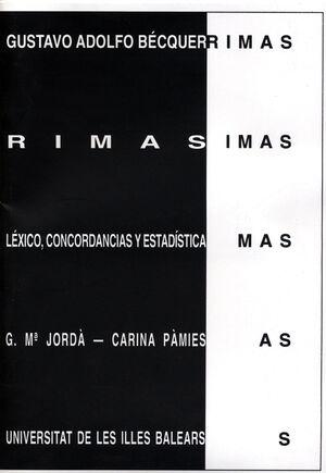 GUSTAVO ADOLFO BÉCQUER: RIMAS
