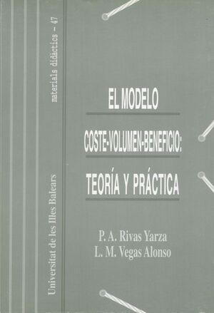 EL MODELO COSTE-VOLUMEN-BENEFICIO: