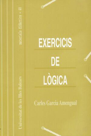 EXERCICIS DE LÒGICA