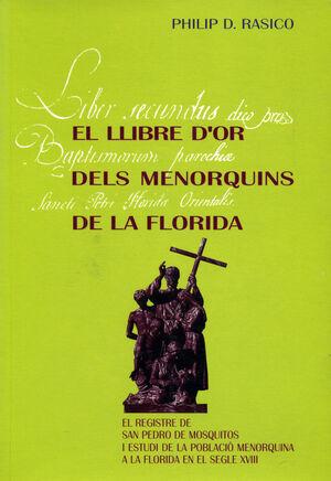 EL LLIBRE D'OR DELS MENORQUINS DE LA FLORIDA
