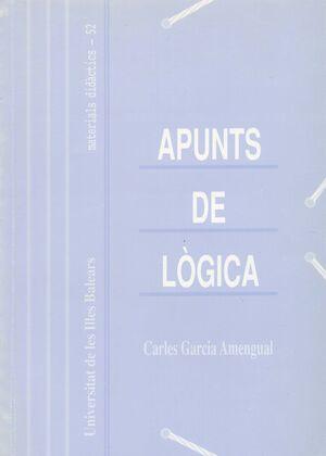 APUNTS DE LÒGICA