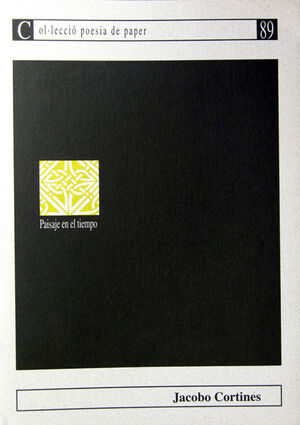 PAISAJE EN EL TIEMPO(1979-1999)