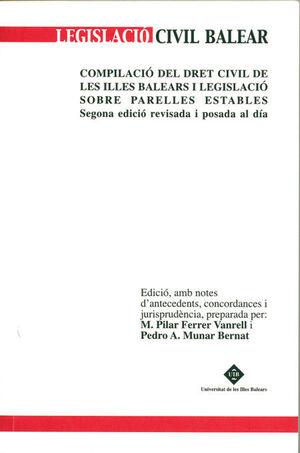 LEGISLACIÓN CIVIL BALEAR