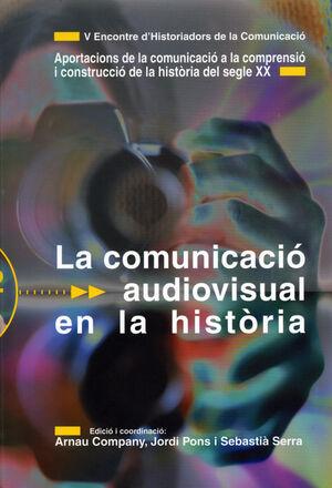 V ENCONTRE D'HISTORIADORS DE LA COMUNICACIÓ
