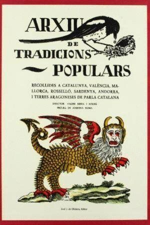 ARXIU DE TRADICIONS POPULARS