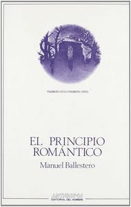 PRINCIPIO ROMANTICO,EL