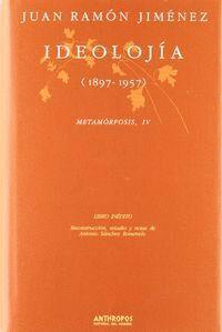 IDEOLOGIA 1897-1957