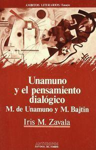 UNAMUNO Y EL PENSAMIENTO DIALOGICO