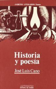HISTORIA Y POESA