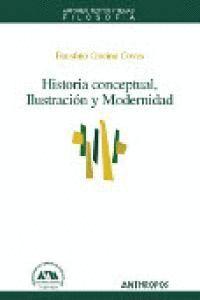 HISTORIA CONCEPTUAL, ILUSTRACIÓN Y MODERNIDAD