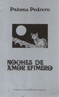 NOCHES DE AMOR EFIMERO