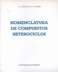 NOMENCLATURA DE COMPUESTOS HETEROCICLOS