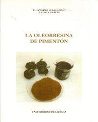 LA OLEORRESINA DEL PIMENTON