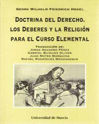 DOCTRINA DEL DERECHO