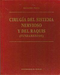 CIRUGIA DEL SISTEMA NERVIOSO Y DEL RAQUIS (FUNDAMENTOS)