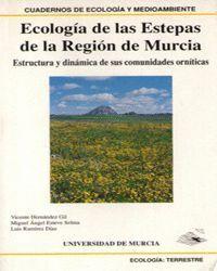 ECOLOGIA DE LAS ESTEPAS DE LA REGION DE MURCIA