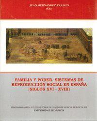FAMILIA Y PODER