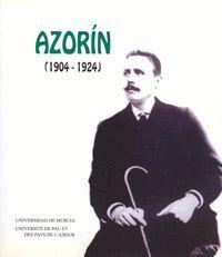 AZORIN (1904-1924)